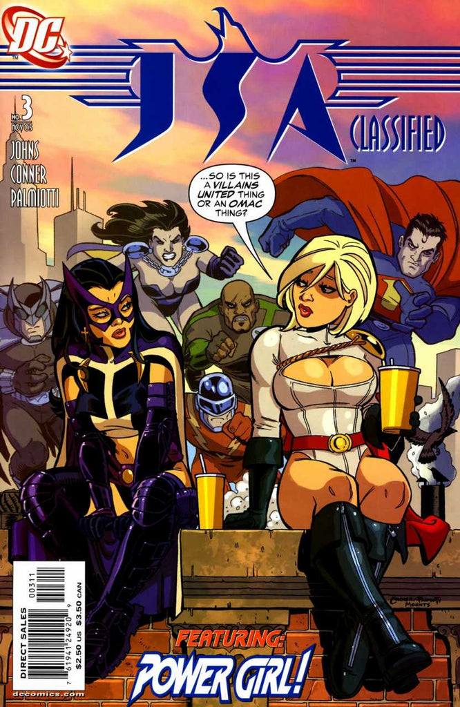 JSA Classified #3