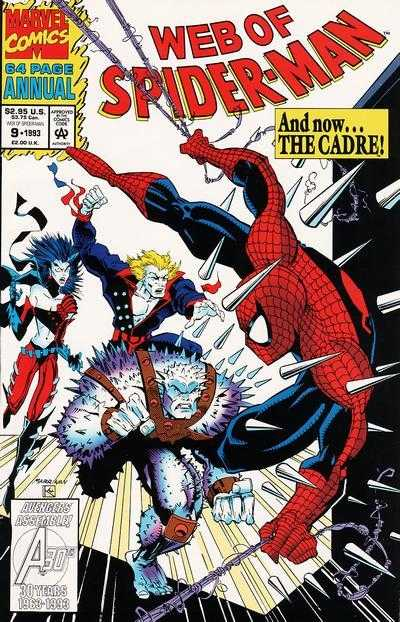 Web of Spider-Man Annual #9