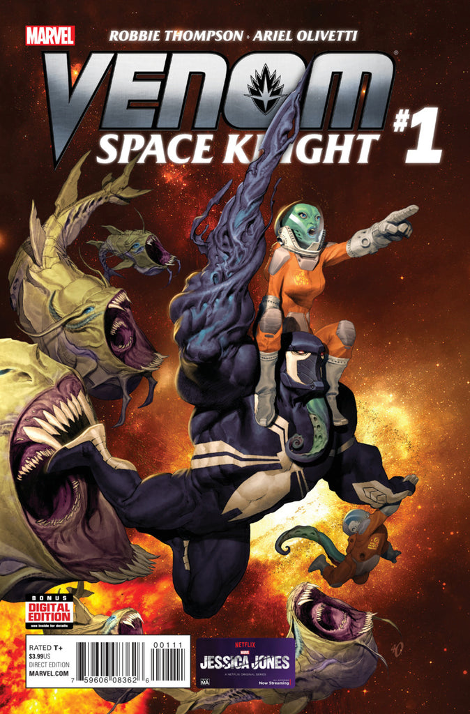 Venom: Space Knight #01