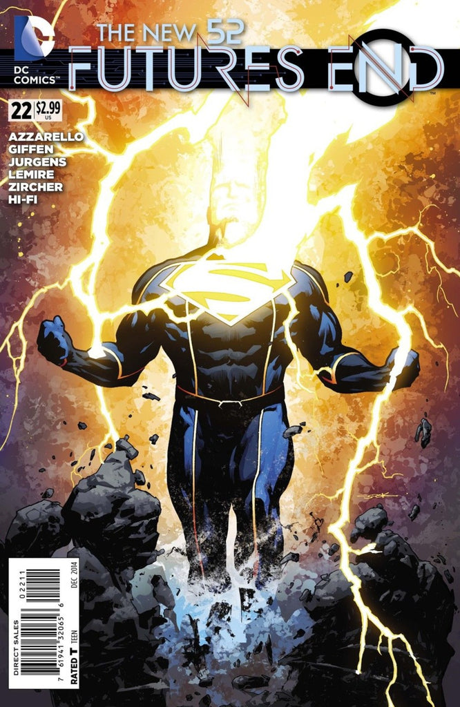 New 52: Futures End #22