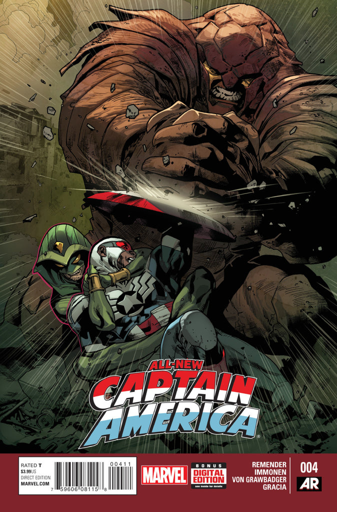 All-New Captain America #04