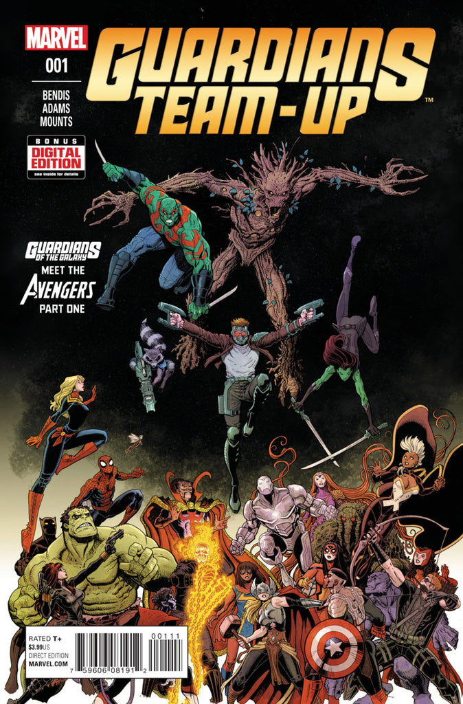 Guardians Team-Up #1