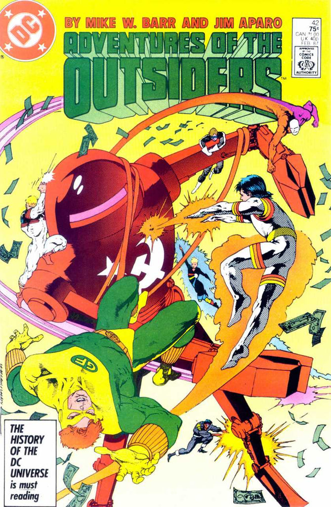 Adventures of the Outsiders #42