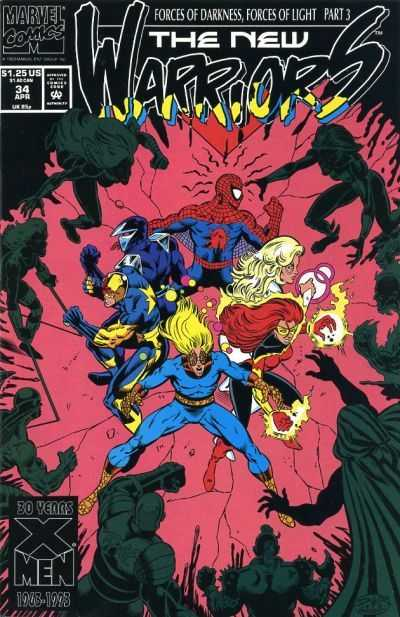 New Warriors #34