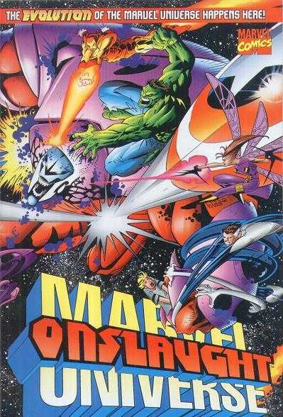 Marvel Universe: Onslaught #1