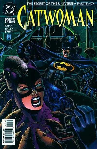 Catwoman #26