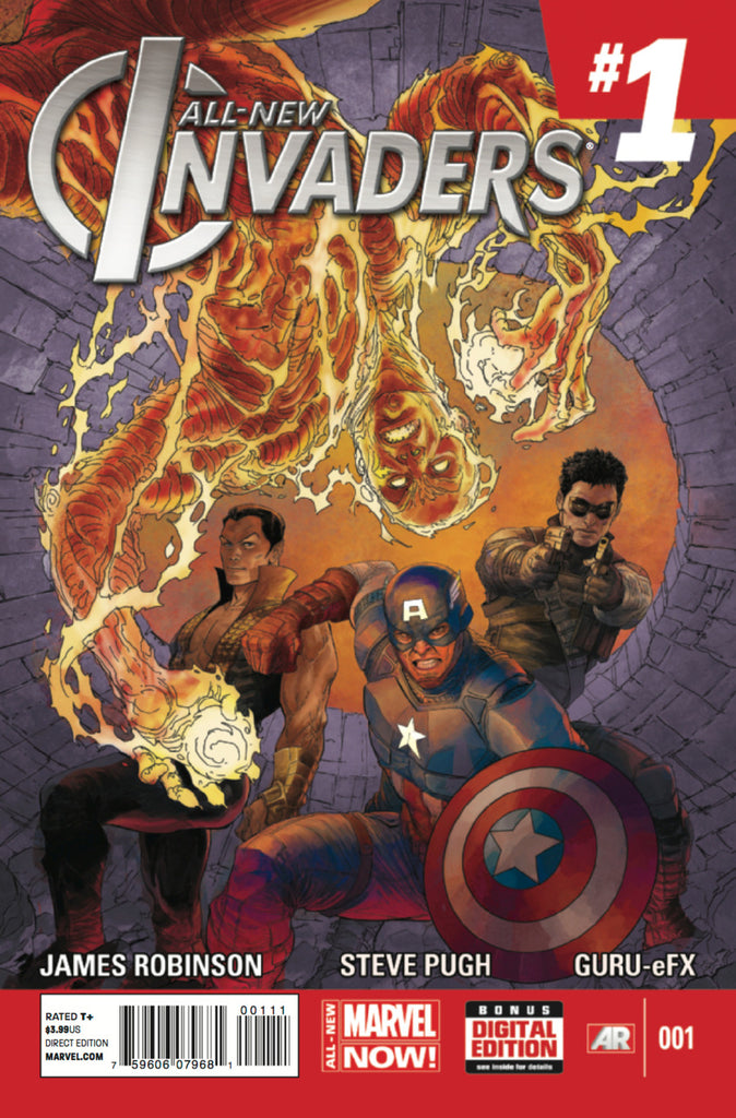 All-New Invaders #01