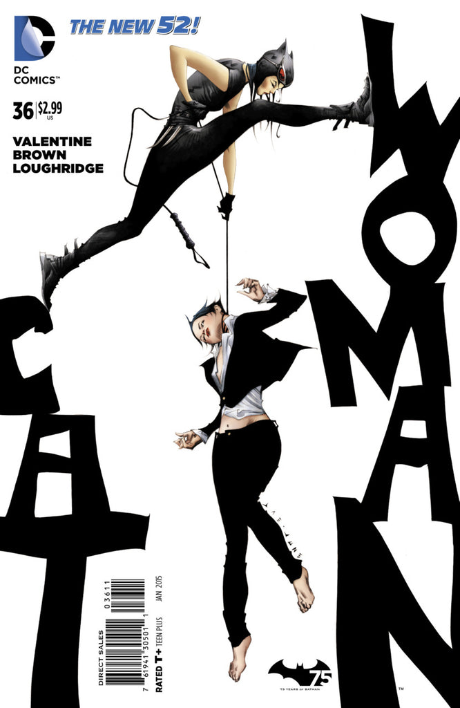Catwoman (2011) #36