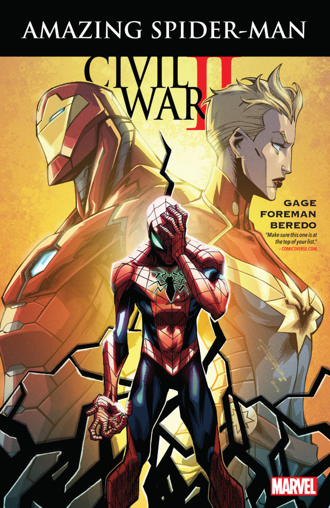 Amazing Spider-Man: Civil War II