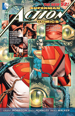 Action Comics (N52) Vol 3 - At the End of Days