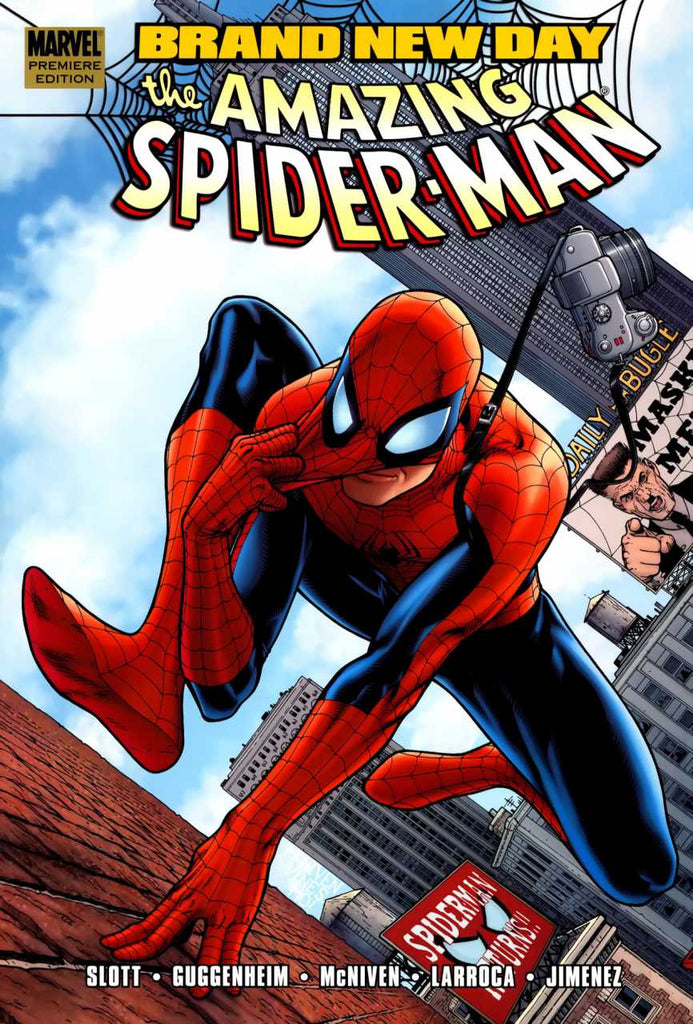 Amazing Spider-Man: Brand New Day Vol 1