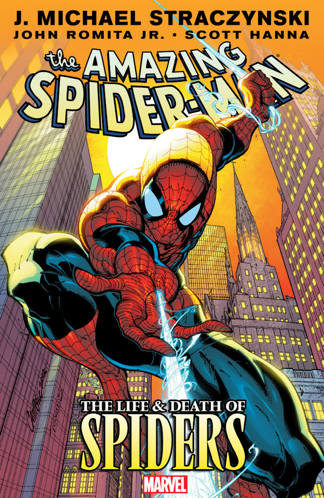 Amazing Spider-Man Vol 4 - Life & Death of Spiders