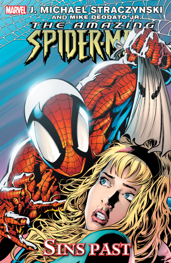 Amazing Spider-Man Vol 8 - Sins Past