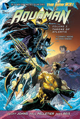 Aquaman (N52) Vol 3 - Throne of Atlantis
