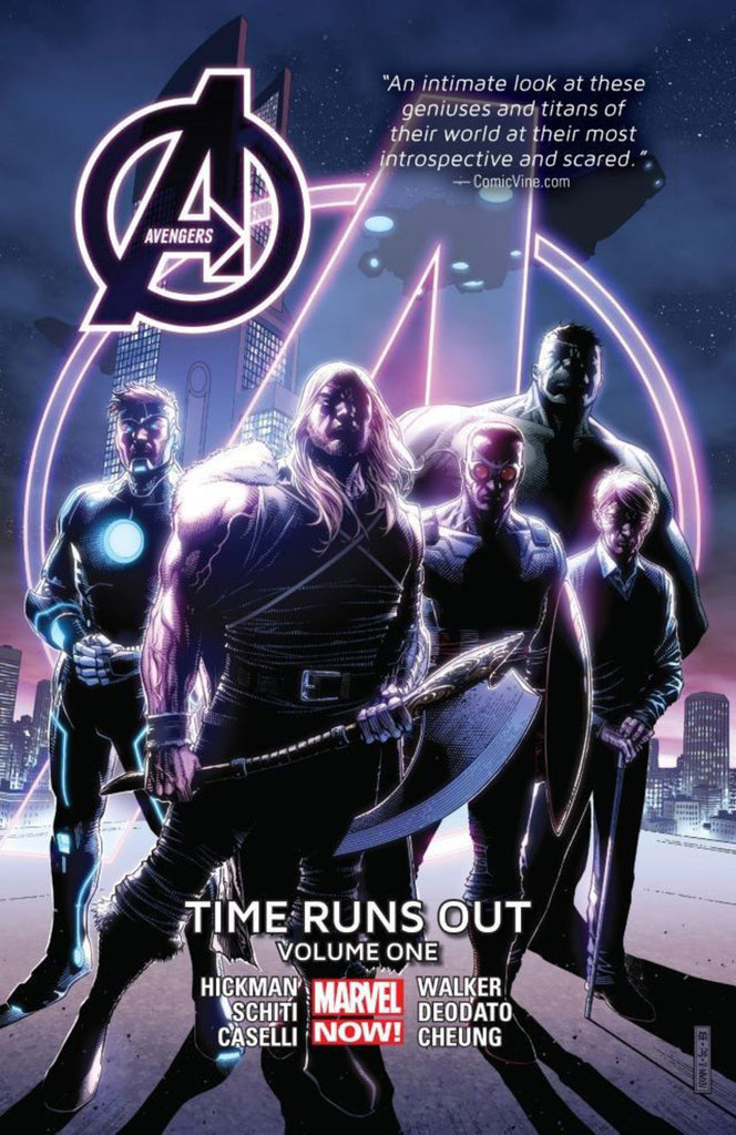 Avengers: Time Runs Out Vol 1