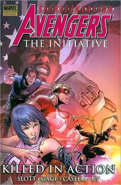 Avengers: The Initiative Vol 2 - Killed in Action