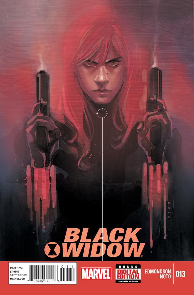 Black Widow (2014) #13