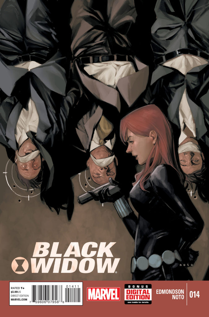 Black Widow (2014) #14