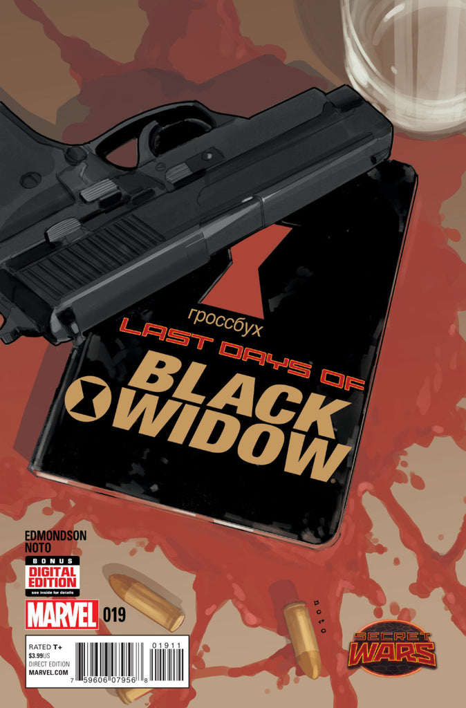Black Widow (2014) #19