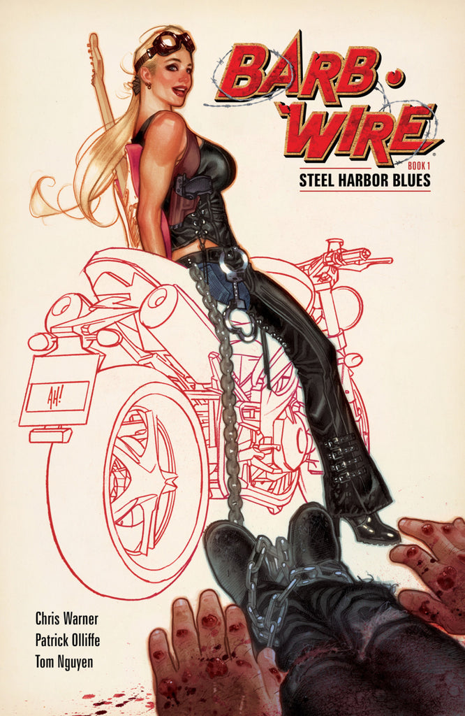 Barb Wire Vol 1 - Steel Harbor Blues