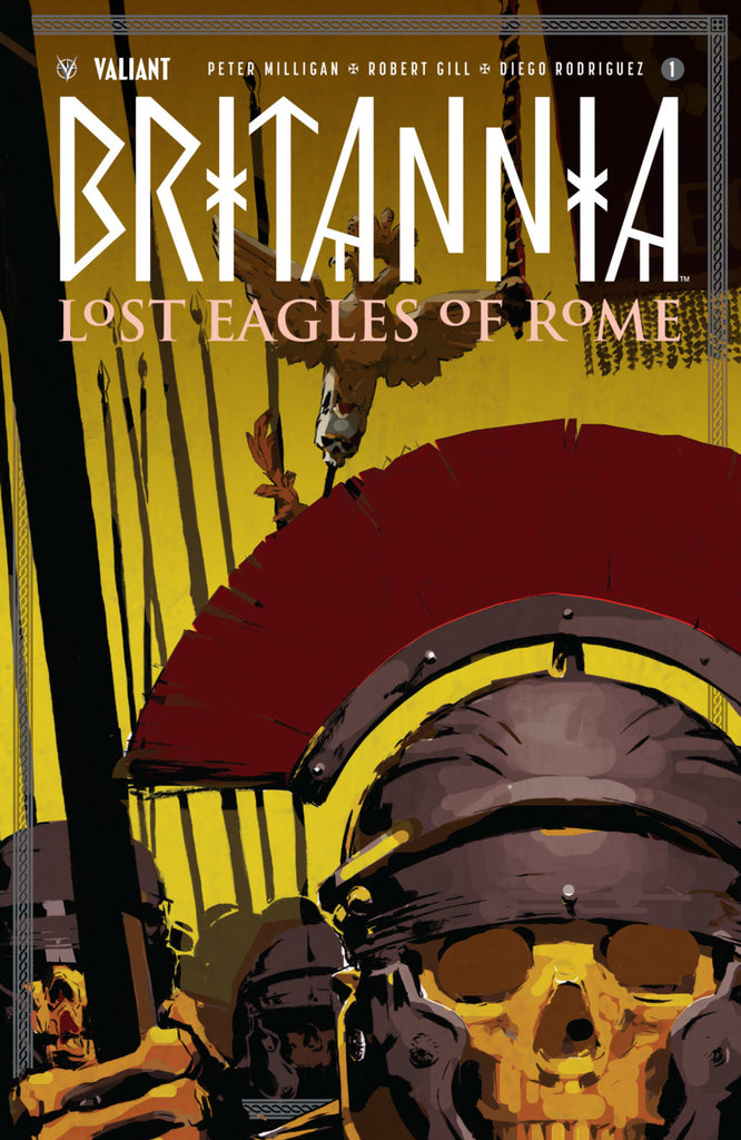 Britannia: Lost Eagles of Rome #01