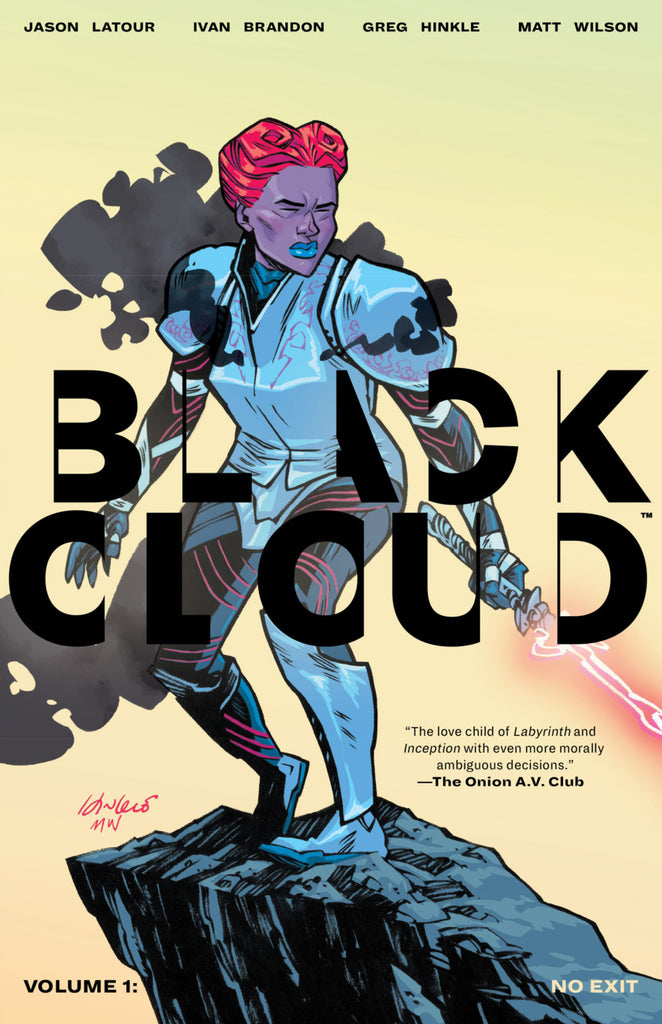 Black Cloud Vol 1 TPB