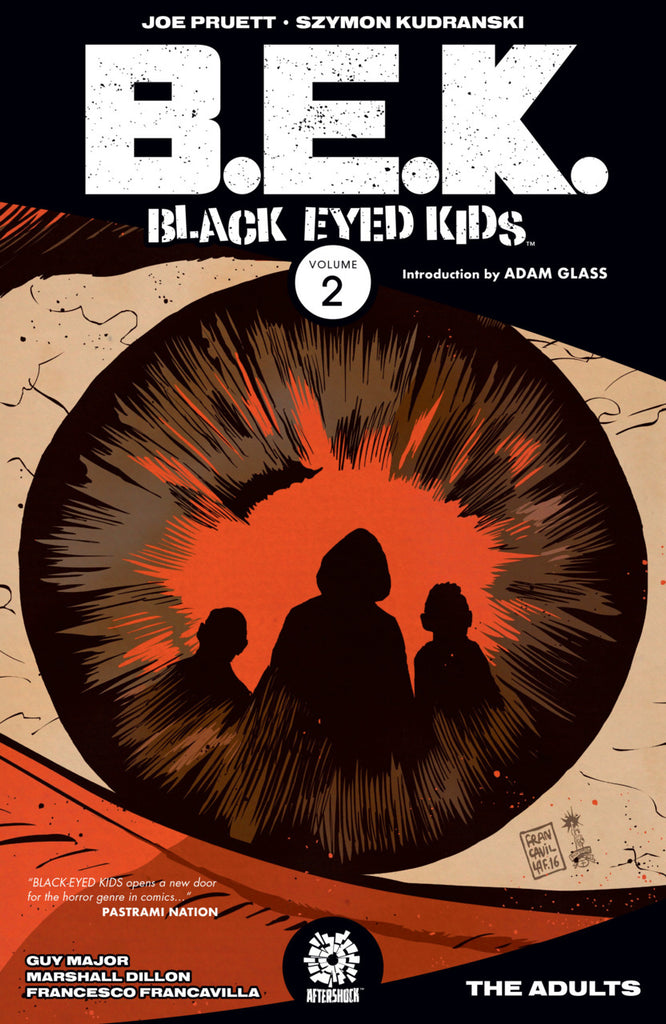 Black Eyed Kids Vol 2 TPB