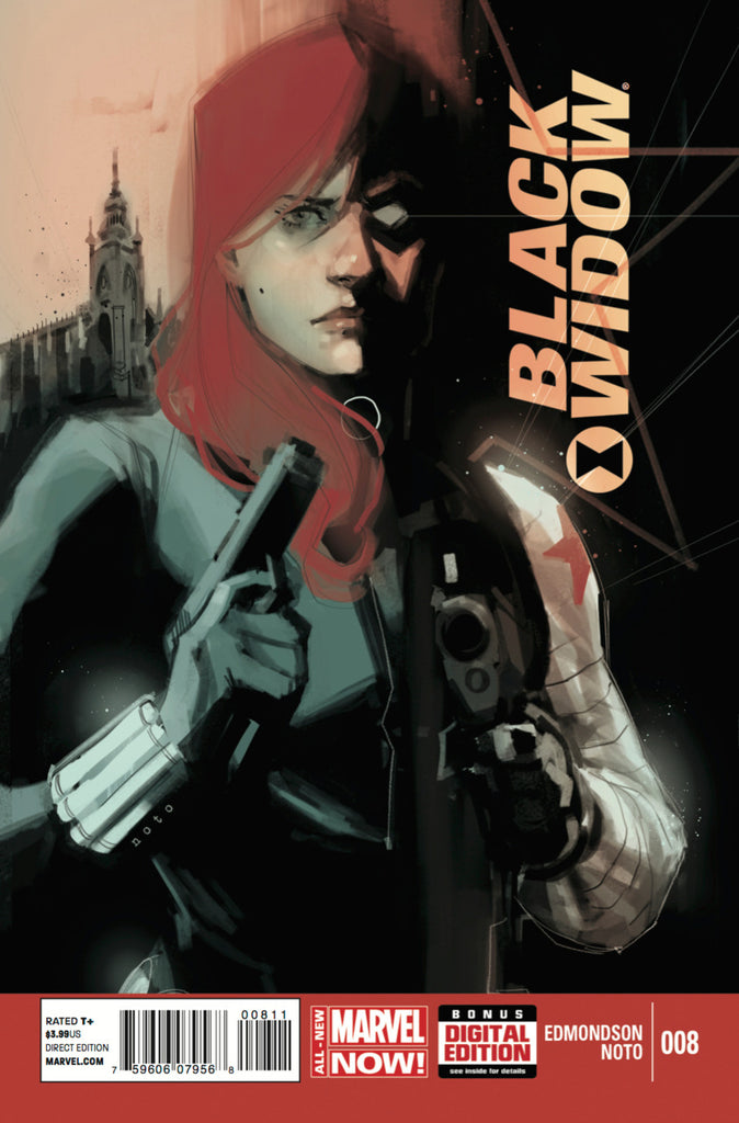 Black Widow (2014) #08
