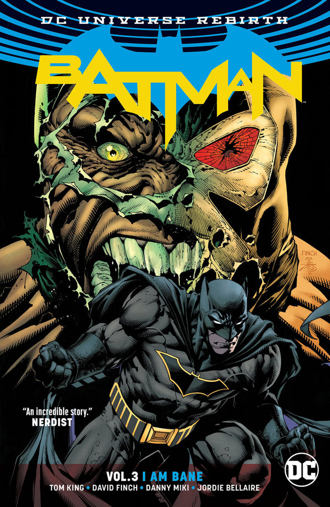 Batman (2016) Vol 3 - I am Bane