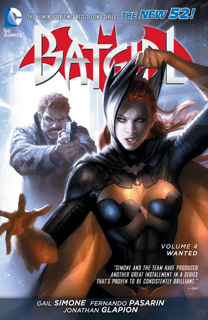 Batgirl (N52) Vol 4 - Wanted