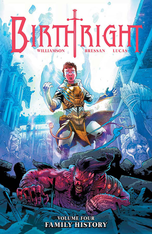 Birthright Vol 4 - Family History
