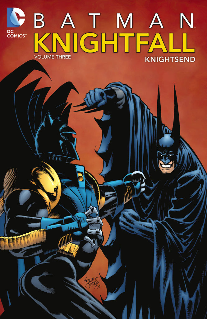 Batman: Knightfall Vol 3 - Knightsend