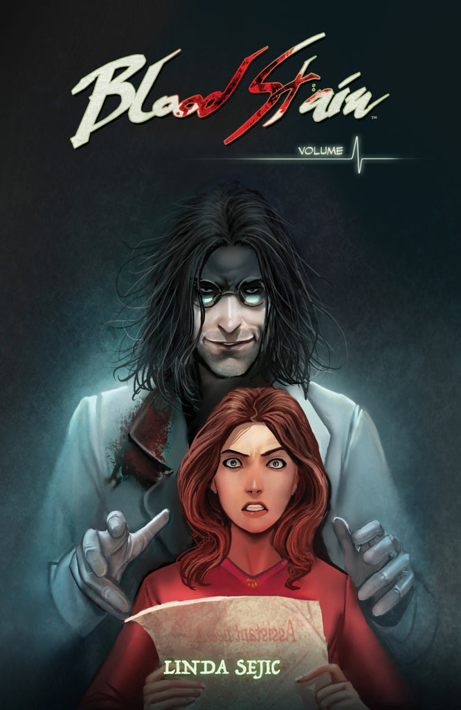 Blood Stain Vol 1