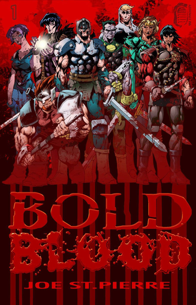 Bold Blood Vol 1