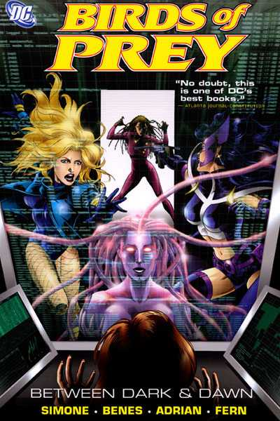 Birds of Prey: Between Dark & Dawn