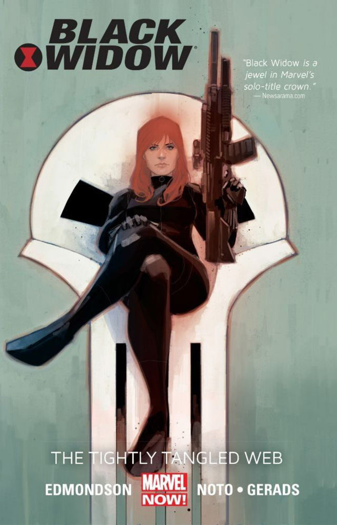Black Widow Vol 2 - Tightly Tangled Web