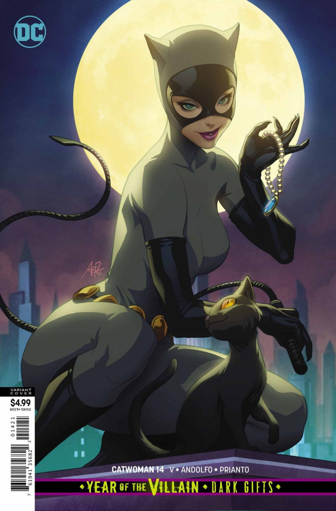Catwoman (2018) #14