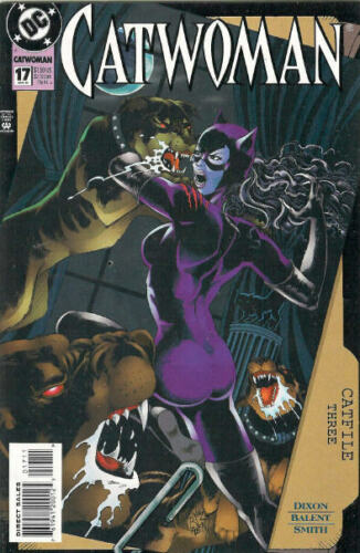 Catwoman (1993) #17