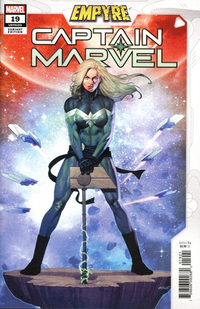Captain Marvel (2018) #19 B Cover