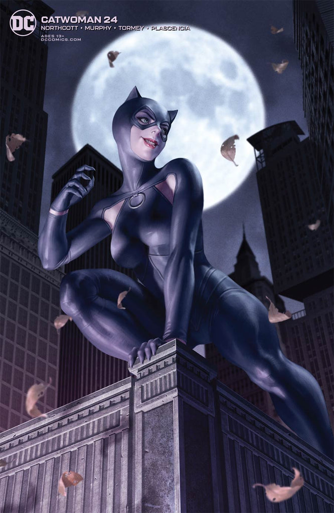 Catwoman (2018) #24 - B Cover