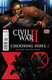 Choosing Sides: Civil War II 6x Set