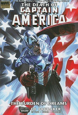 Captain America: Death of Captain America Vol 2