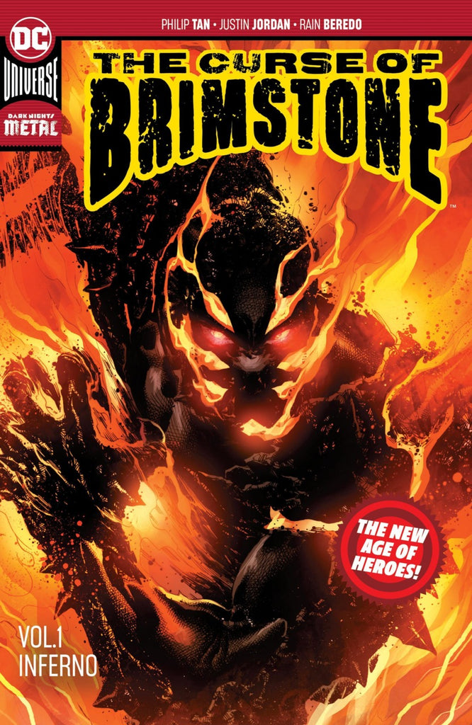Curse of Brimstone Vol 1