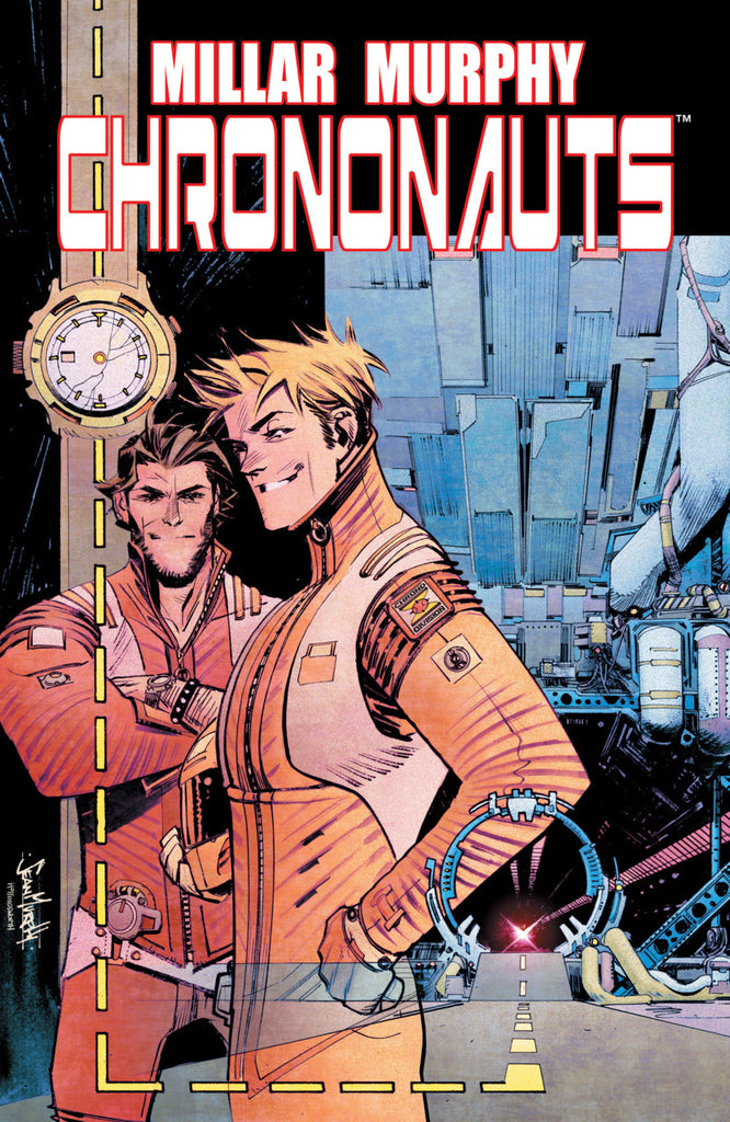 Chrononauts Book One