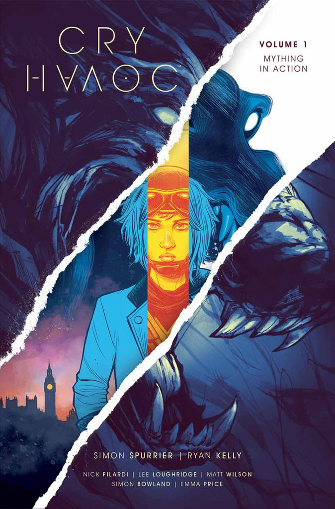 Cry Havoc Vol 1