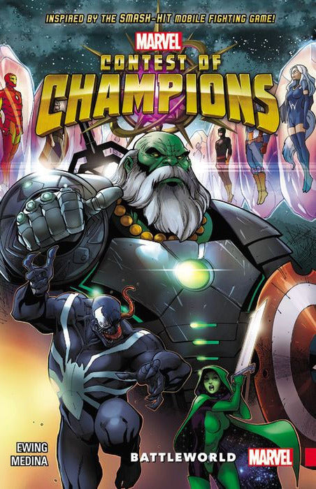 Contest of Champions Vol 1 - Battleworld