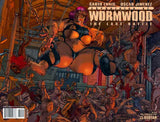 Chronicles of Wormwood: Last Battle & Last Enemy 7x Lot