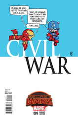Civil War (2015) #01