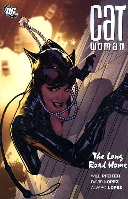 Catwoman: Long Road Home