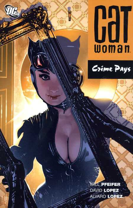 Catwoman: Crime Pays